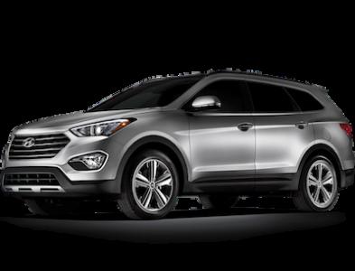 The 2013 Hyundai Santa Fe GLS: Family Seating for Seven