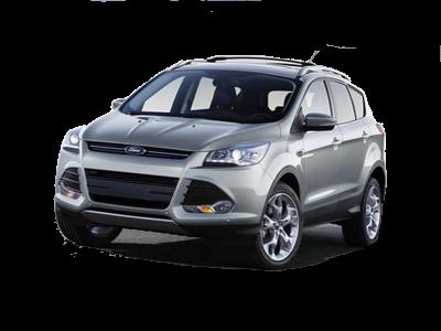 The 2014 Escape: the economical luxury SUV