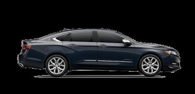 The 2014 Chevrolet Impala