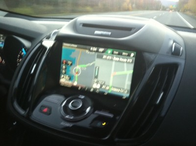 Easy to use nav system