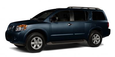 The 2014 Nissan Armada: Big enough to conquer Texas, but agile enough to conquer Texas traffic