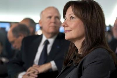 GM's New CEO: Mary Barra