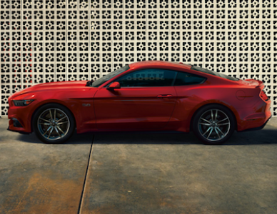 The 2015 Mustang brings retro chic and a lot of smart thinking to an American classic