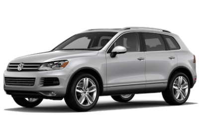 The 2014 Volkswagen Touareg: Maybe the only car you'll ever (want to) drive?
