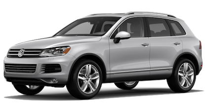 2014 Volkswagen Touareg TDI: Plush and Strong, With A Sweet Secret
