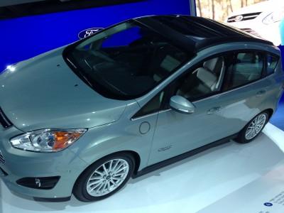 Ford Fusion Solar