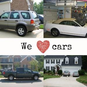 She Loves Cars