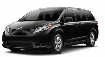 2014 Toyota Sienna Mini Van