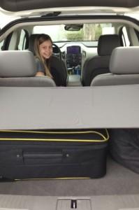 The Chevy Volt's Cargo