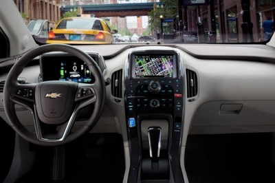 Chevy Volt Dashboard.jpg – image courtesy of Chevrolet