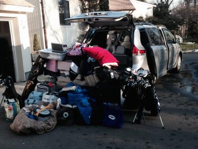 Toyota Sienna unpacked