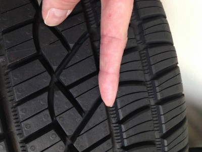 Good tire tread