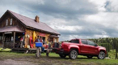 2015 Chevy Colorado