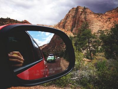 Kia Soul Zion National Park