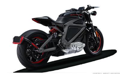 Electric Harley-Davidson