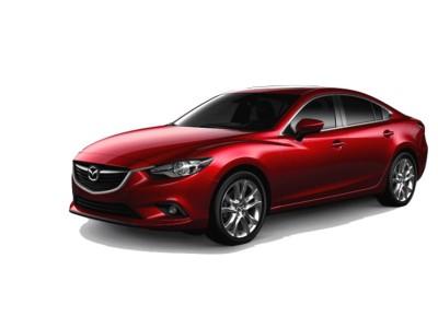 The 2014 Mazda 6