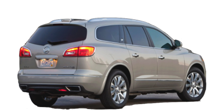 2014 Buick Enclave: Luxury, Space and—YES!—Top Safety Features