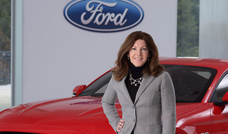 Marcy Fisher of Ford