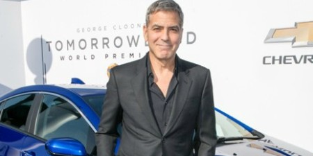 Power Trio: Chevrolet, Disney and George Clooney