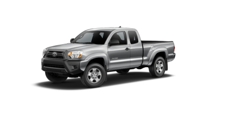 Small Truck, Big Adventure In 2015 Toyota Tacoma TRD Off-Road Access Cab