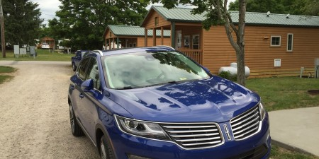 Bringing Swagger To Camping: The Luxury 2016 Lincoln MKC