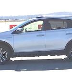 2016 Toyota RAV4 Hybrid: A Popular SUV Revamped for MPG and Luxury