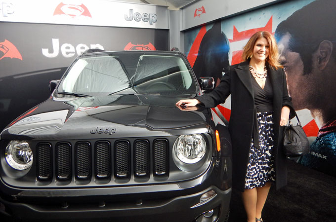 Jeep Renegade The Dawn Of Justice
