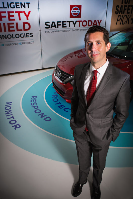 Vice President, Marketing Communications and Media, Nissan North America, Inc.