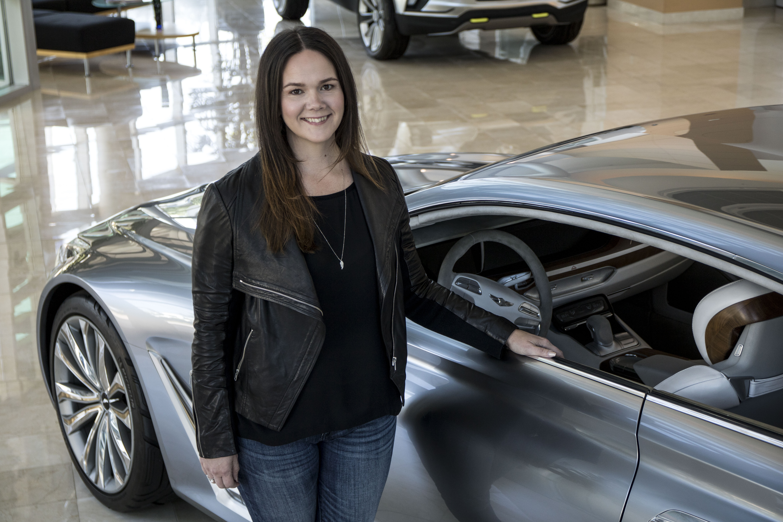 What Drives Her: Elizabeth Curran, Hyundai