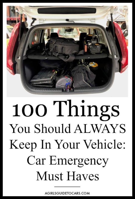 We all love a good road trip. But being prepared is the key to make it successful. Here's our ultimate list of car emergency kit must-haves for your trip.