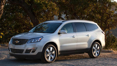 The Magic of the Journey: Road Trip Fun in The Chevy Traverse