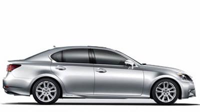 2013 Lexus GS 450h Review: Luxury Family Car