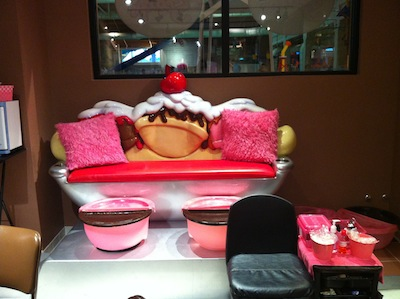 Scoops spa