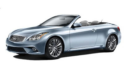 Sleek, Sexy, Fun: Hitting South Beach in the Infiniti G37 Convertible