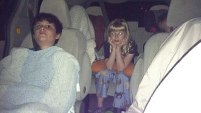 Two Friends, Five Kids, Eight Days, and a Toyota Sienna