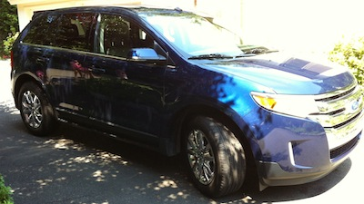 Ford Edge Limited: Fun to Drive in a More-for-the-Money Crossover