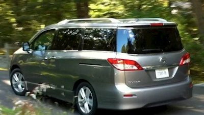 Indulge Your Inner Geek–or Captain Kirk!–In the Nissan Quest