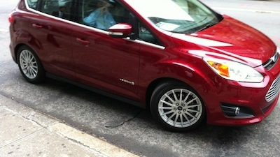 Quick View: The Ford C-Max