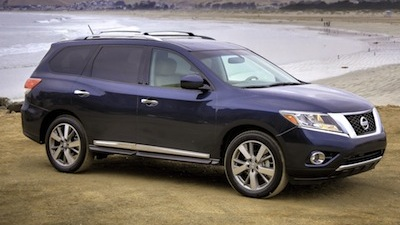 Luxury On Tap: A Quick look at the 2013 Nissan Pathfinder