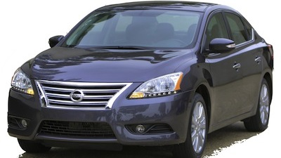 2013 Nissan Sentra: Technology, Comfort and a Surfboard
