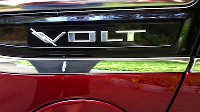 Chevy Volt: A Hybrid Electric Muscle Car? Why, Yes!