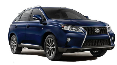 Lexus RX350: Stealth Luxury, Intuitive Technology