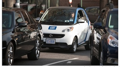 Crowd-Shared Cars? Car2Go, Zipcar and Others Make This Fantasy A Growing Reality