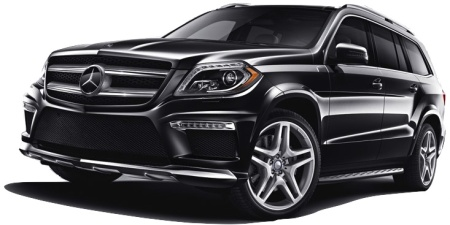 Quick View: 2013 Mercedes-Benz GL Class: Lots to Love In this Gorgeous Package