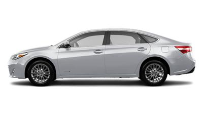 Chasing Down Sunshine in the 2013 Toyota Avalon Hybrid