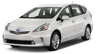 2013 Prius V Review: Great Mileage Makes For a Swaggin' Wagon