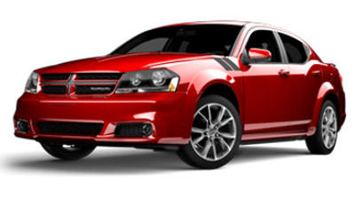 How to Get Your Man to Buy This Car: Dodge Avenger Review
