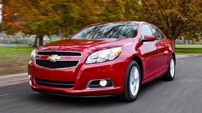 Becoming a Better Driver With Help from the Chevrolet Malibu