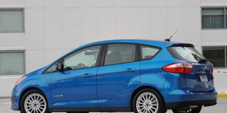 2013 Ford C-Max Hybrid: Creating Eco-Happy Campers