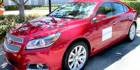 Test Driving Chevrolets: Diverse Opinions From TravelingMoms